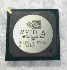 Chip NVIDIA nForce 2 G45257 .1A TAIWAN - Collezionismo - Dissaldato,no reballing