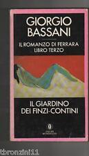 IL GIARDINO DEI FINZI.CONTINI - G.BASSANI - 1990