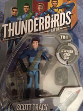 Thunderbirds   new series  2015   Scott  tracy  3.75 inch   figure