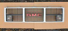 85 86 87 GMC 1500 Sierra Pickup Truck Jimmy Suburban Grille 1985 1986 1987