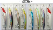 TACKLE HOUSE M Rendimiento M-168 27gr, Atún Castig Currican, Big Game, Cebo Duro