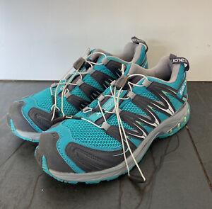 Salomon XA Pro 3D Mountain Trail Trainers Shoes Size 6