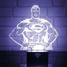 Dc Comics Superman Hero clair
