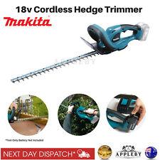 Makita Cordless Hedge Trimmer 18V Electric Garden Tool Brush Cutter Pruner