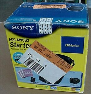 NOS Sony ACC-MVC2 Mavica Starter Kit