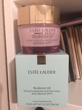 Estee Lauder RESILIENCE LIFT Firming Sculpting Face & Neck Creme 2.5 oz #B88