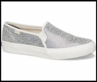 Keds Women's Blue Double Decker Dalmata Shoes