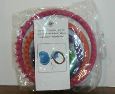 """Knit Quick Knitting Loom Set by Loops & Threads Unused Circular 5.5"""" - 11.5"""""""
