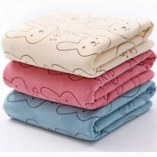 Children's Animal Print Bath Towels