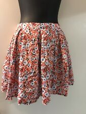 quirky circus By Mink pink BNWT Mini Flip Skirt Suze 8 Floral