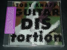 Toby Knapp-Guitar Distortion-Technical Progressive 1993 rare still sealed
