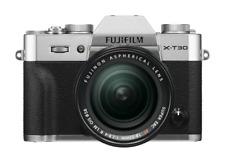 Fujifilm X-T30+18-55mm Numérique Appareil Photo Compact Système - Argent