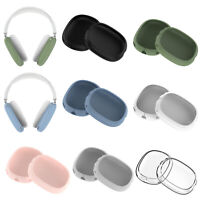 Silicone Protective Sleeve Case Skin Cover for Airpods Max Wireless Headset Case
