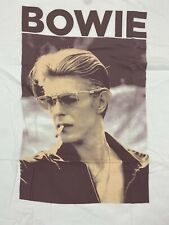 NWOT David Bowie Smoking T-Shirt Sizes Small to X-Large