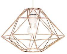 Pagazzi Lighting 31cm Diamond Metal Novelty Pendant, BNIB, Box Damage, Home, (K)