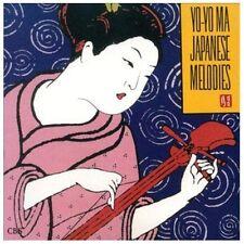 1 CENT CD Yo-Yo Ma Japanese Melodies