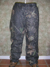 Bug Barrier Pants size Large or XLarge  Mossy Oak New Break Up Camo