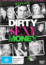 DIRTY SEXY MONEY  Complete First Season [ Exposed ] DVD R4 NEW [1] One