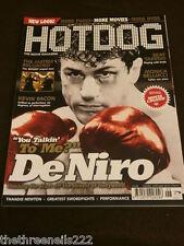 HOTDOG #37 - ROBERT DE NIRO - JUNE 2003