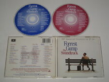 FORREST GUMP/VARIOUS/SOUNDTRACK(EPIC SOUNDTRAX 476941 2) 2xCD álbum
