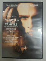 Interview with the Vampire (DVD, 2009, Canadian French)