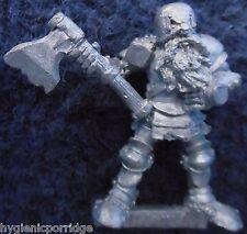 1985 Chaos Thug 0213 07 F5 Games Workshop Citadel Warhammer Army Marauder D&D GW