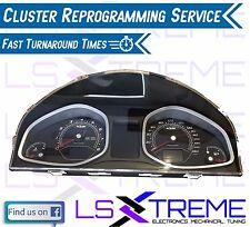 E3 HSV Cluster Reprogramming Service Clubsport GTS Senator Signature R8