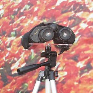 Bundled any size binoculars Tripod Adapter Tray, 1/4-20 Mount, Acrylic Mount