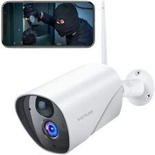 Victure Security Outdoor CCTV Camera 1080P Weatherproof 2.4G WiFi Camera,CCTV Sy