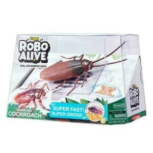 Robo Alive Crawling Cockroach