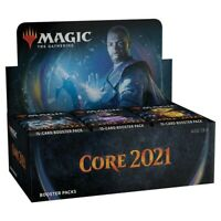 MAGIC THE GATHERING - CORE 2021 - BOOSTER BOX-BRAND NEW /SEALED