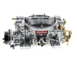 Edelbrock 1403 Performer 500 CFM 4 Barrel Carburetor, Electric Choke