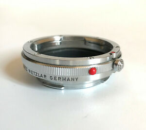Accessoire LEITZ LEICA M OUFRO / 16469Y M Extension Ring