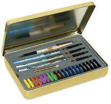 Staedtler Calligraphy Pen Set, Assorted Interchangeable Points, 33 Pieces