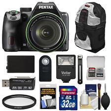 Pentax K-70 All Weather HD Wi-Fi Digital SLR Camera & 18-135mm WR Lens Kit Black