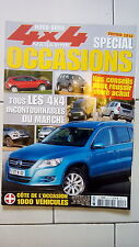 4x4 magazine hors-série occasions n° 3 2013 , avis test achat occasion