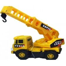 Children Kids Bump And Go Construction Crane Toy With Battery Car Cars