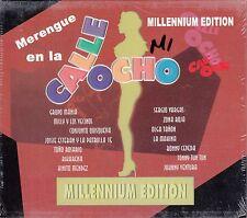 Grupo Mania Sergio Vargas Zona Roja Merengue En La Calle Ocho CD New Sealed