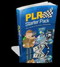 Private Label Rights PLR Starter Pack - Your Guide To The Perfect Business (CD)