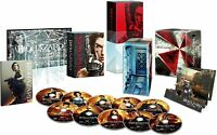 Resident Evil Ultimate Complete Box First Limited Edition 10 Blu-ray