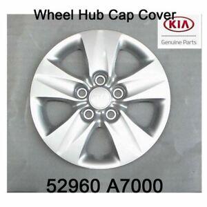 "Genuine OEM 15"" Wheel Hub Cap Cover Factory NEW 52960-A7000 for  KIA Forte"