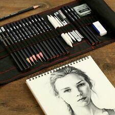 Sketch Pencil Set Student Entry Tools Painting Professional Drawing Art Supplies