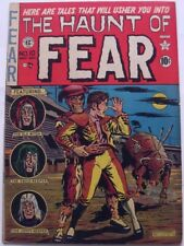 THE HAUNT OF FEAR #10 (1951) VG/FN 5.0 GOLDEN AGE HORROR!