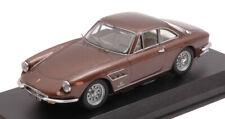 FERRARI 330 GTC 1969 BROWN METALLIC 1:43 MODELLINO AUTO BEST MODEL SCALA