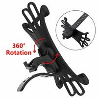 360° Bicycle Bike Phone GPS Holder Mountain Road Bike Handlebar Mount Bracket EN