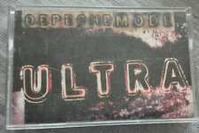 Depeche Mode - Ultra cassette tape