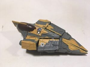 Star Wars Transformers Anakin Skywalker Jedi Starfighter Crossovers 2012