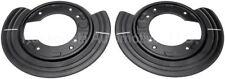 Ford Explorer Rear Disc Brake Dust Shield Pair Dorman 924-230 02 03 04 05