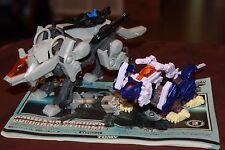 Zoids Fuzors Command Striker (Command Wolf and Leo Striker)