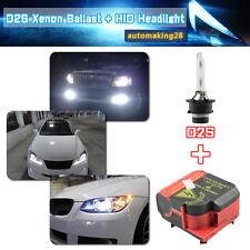 2004-2006 BMW E83 X3 Xenon HID Headlight D2S Bulb Igniter Ignitor Socket OEM
